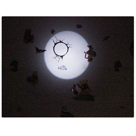Multi Function Infrared Pointer Mini Flashlight UV Light 3-In-1 Flashlight Money Detector - image 4 de 9
