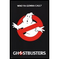 Ghostbusters - Movie Art Poster Poster Print
