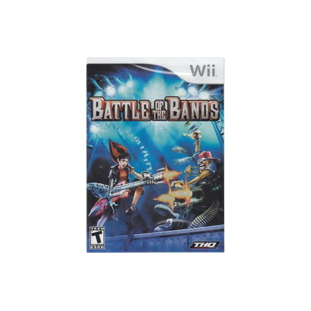 Band Wig (Battle of the Bands - Wii)