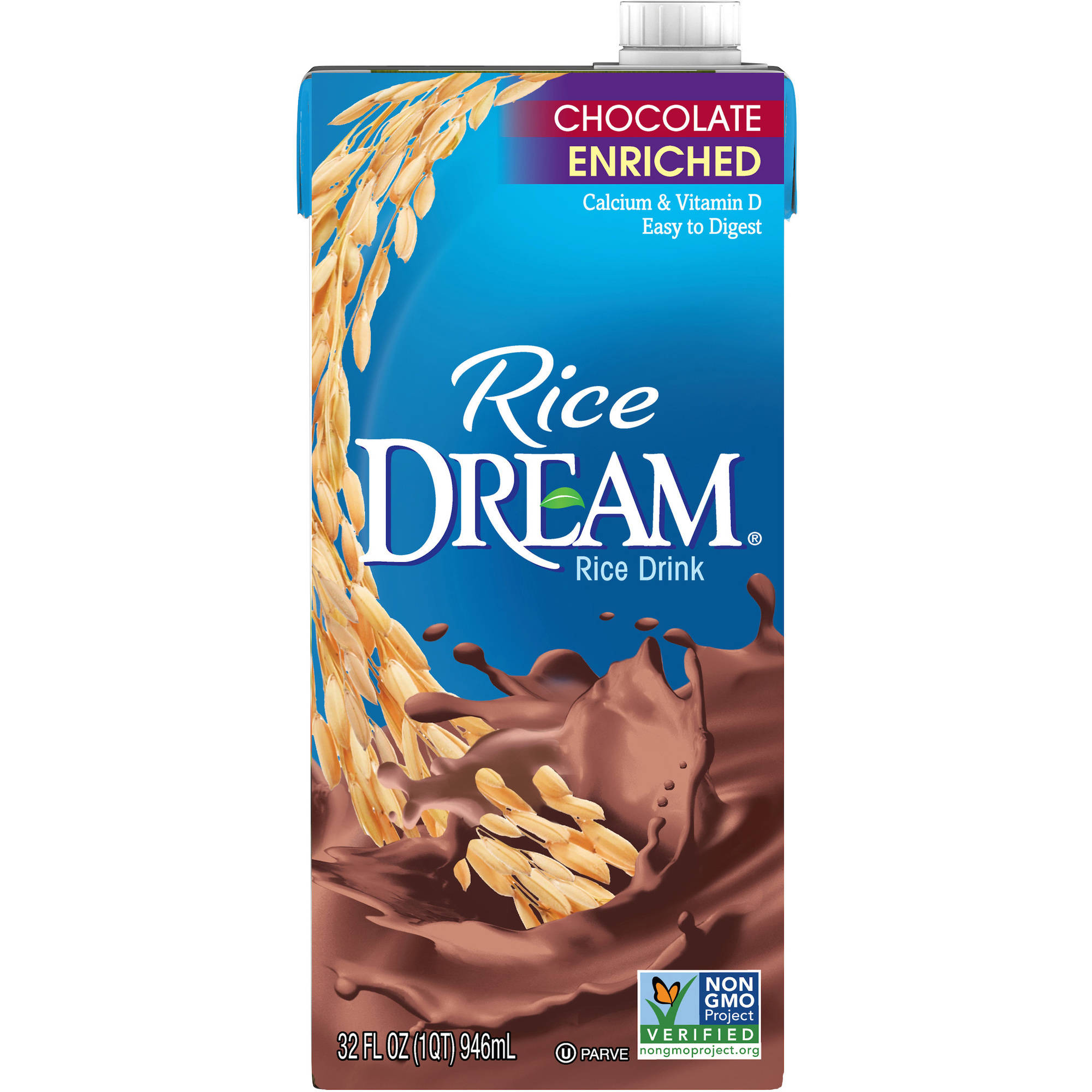 Rice Dream Enriched Chocolate Rice Drink, 32 fl oz