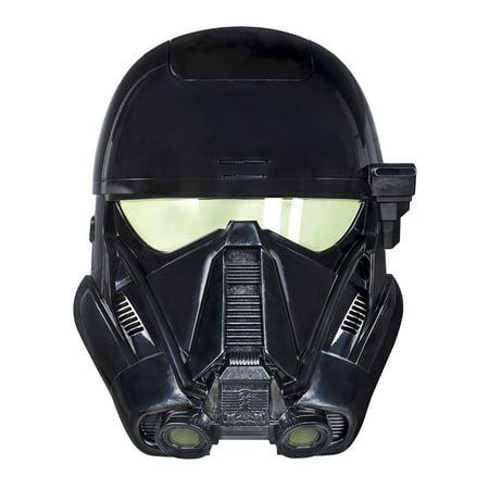 Star Wars: Rogue One Imperial Death Trooper Voice Changer Mask Voice Changer Helmet