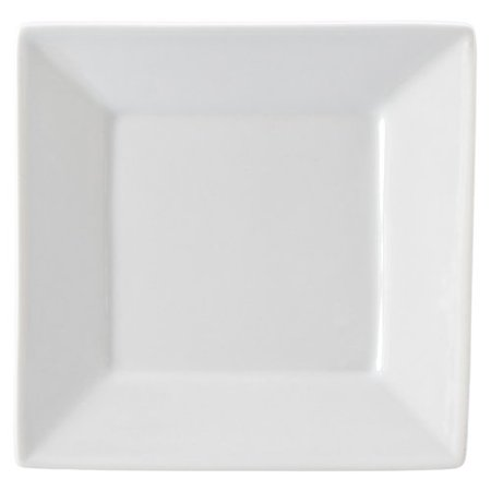 BIA Cordon Bleu 4.75'' Square Rim Plate (Set of 4) Bia Cordon Bleu Square Plates