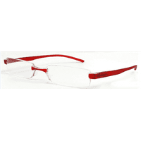 M Readers R06 +1.75 Reading Glasses, Red