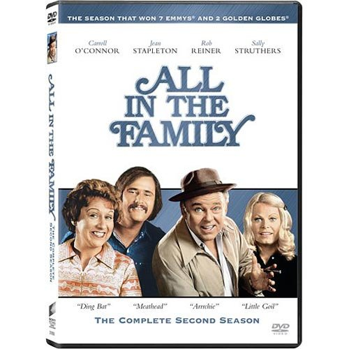 All In The Family: The Complete Second Season  (Full Frame)