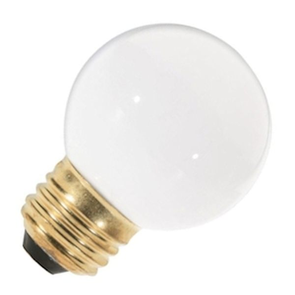 Satco 04541 25G16 1 2 W S4541 G16 5 Decor Globe Light Bulb by Satco