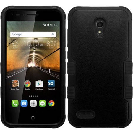 Alcatel 7046T One Touch Conquest TUFF Hybrid Phone Protector Cover (One Phone Protector)