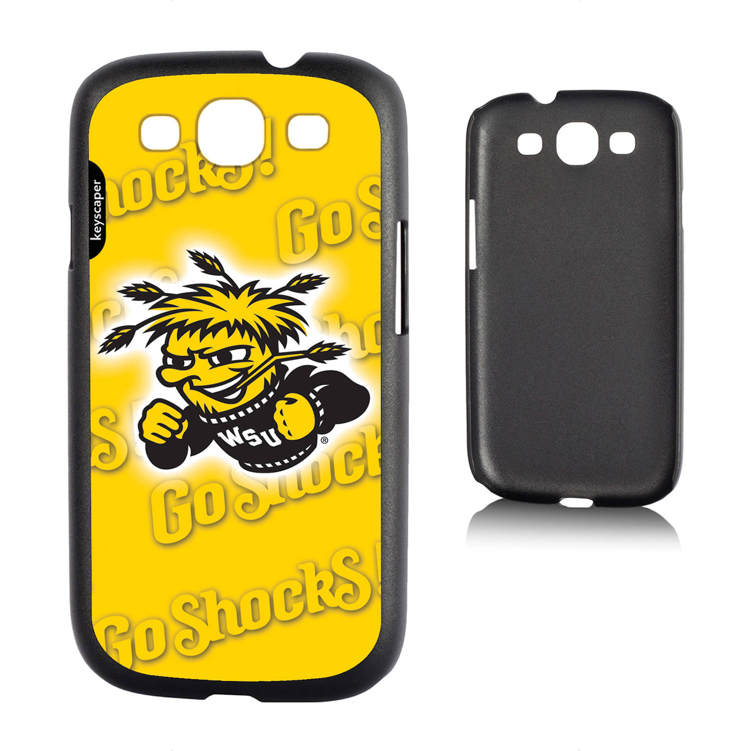 Wichita State Shockers Galaxy S3 Slim Case