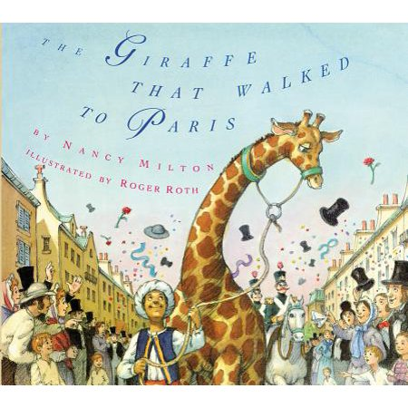 The Giraffe That Walked to Paris (Best Walks In Paris)