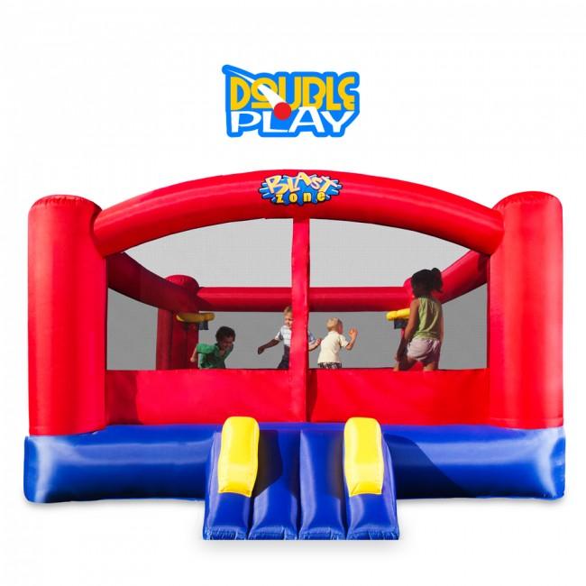 Double Play Giant Inflatable Moonwalk