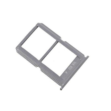 OnePlus Three 3 Sim Card Tray Replacement - Silver | Walmart