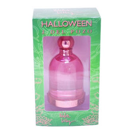 Halloween Water Lily Edt Spray For Women  3.4 oz - J.del Pozo Halloween Water Lily