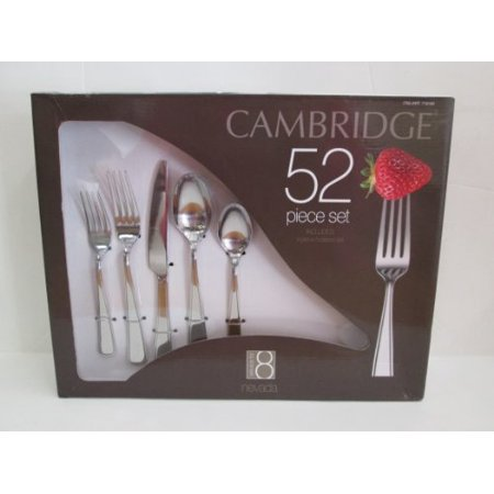 Cambridge 52 piece set Nevada service for 8 with hostess (Cambridge Outlet Mall Stores)