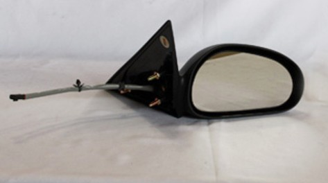 Power w// Puddle Lamp Heated Door Mirror Driver Side Left LH for Sable Taurus