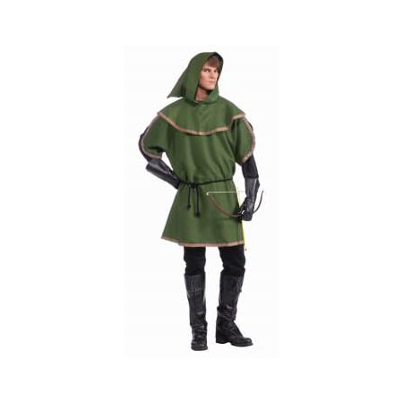 Mens Sherwood Archer Adult Halloween Costume