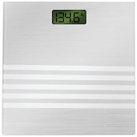 Bally Digital Bathroom Scale, Silver