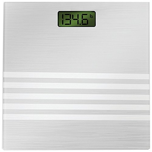 Bally Digital Bathroom Scale, Silver - Walmart.com - Walmart.com