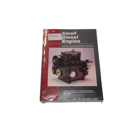 SMSDS3 New Small Diesel Engine Service Manual More than 200 Models
