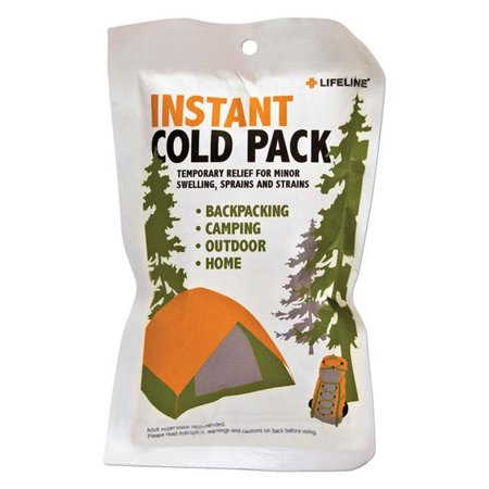 LIFELINE OUTDOOR INSTANT COLD PACK-SM (Lifeline Day Pak)