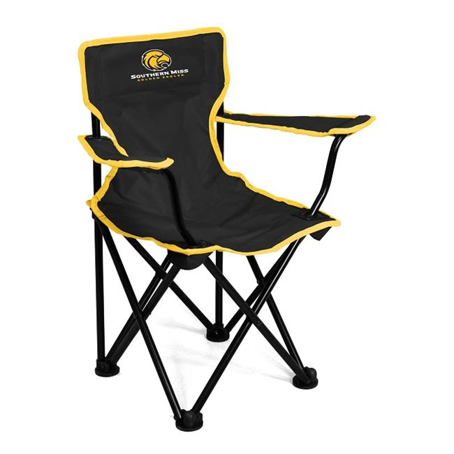 Logo LC-207-20 Southern Mississippi Golden Eagles Toddler Folding Logo Chair by LOGO