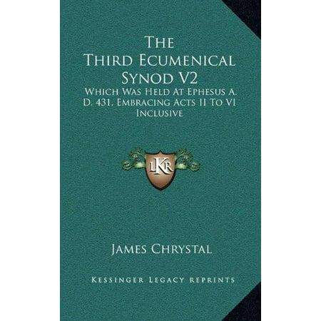 The Third Ecumenical Synod V2 - image 1 of 1