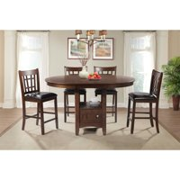 Picket House Furnishings Sam Pub 5 Piece Counter Height Dining Set