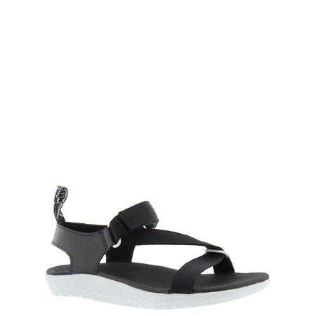 963be2fdaf3 Dr. Martens Women s Balfour Sandals 22431001 Black White SZ UK3 US5 -  Walmart.com