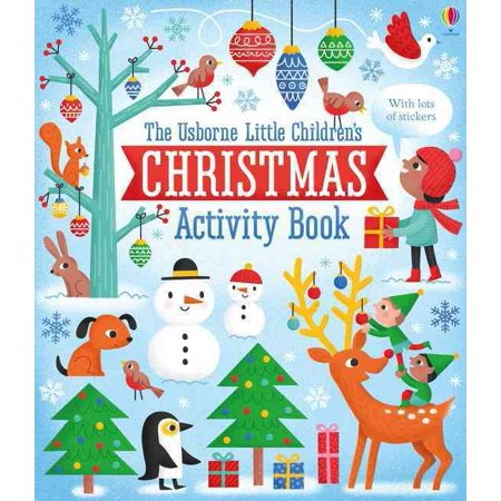 Little Children's Christmas Activity - Children's Christmas Photo Ideas
