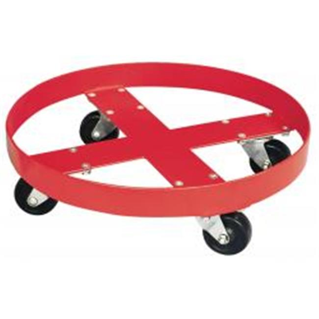 Jet 140120 DD-30, 30-Gallon 700-lb. Capacity Steel Drum Dolly by Jet