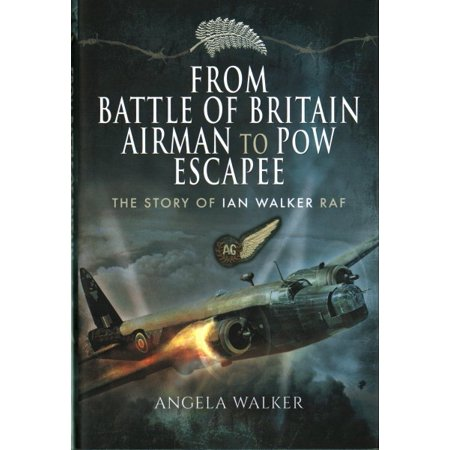 New Airman Battle Uniform - From Battle of Britain Airman to POW Escapee : The Story of Ian Walker RAF