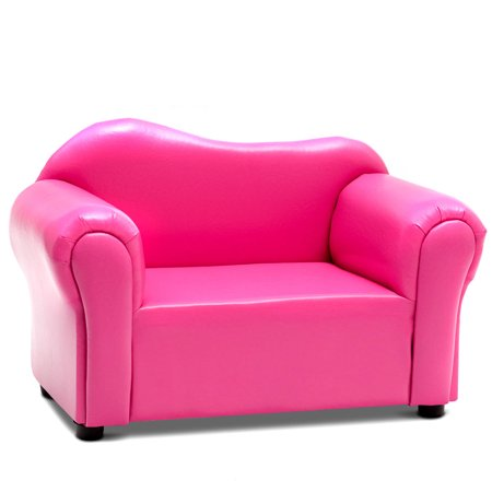 Kids Armrest Chair Sofa Couch Child Birthday Gift Living