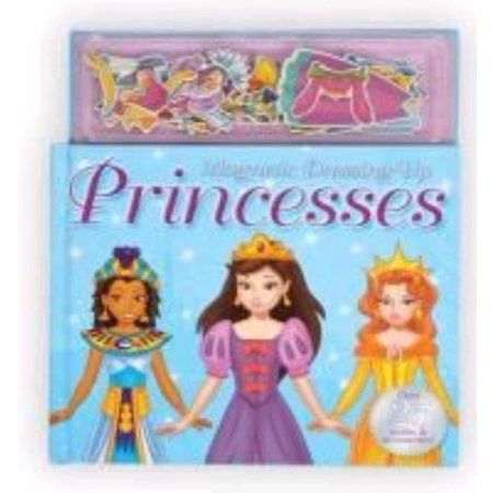 Magnetic Dressing Up Princesses - Dressing Up Like A Celebrity For Halloween