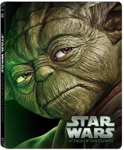 Star Wars: Episode II: Attack of the Clones (Steelbook) (Blu-ray)