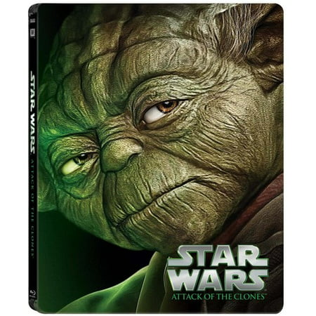 Star Wars: Episode II: Attack of the Clones (Steelbook) (Blu-ray) - First Halloween Episode Of The Office