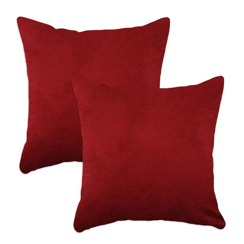 Brite Ideas Living Slam Dunk Tangerine 125 x 19 in. Pillow Set