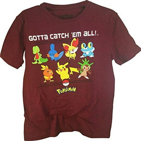 Pokemon Pikachu Charizard Men's T-Shirt - Pikachu T Shirt