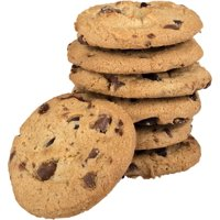 LAMINATED POSTER Chocolate Chip Cookies Cookies Stack Of Cookies Poster Print 24 x 36
