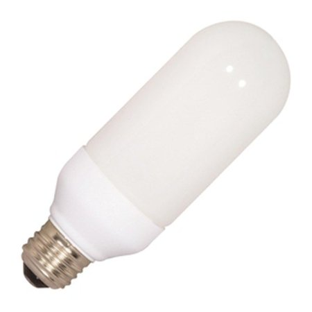Satco 07308 - EFT15/41 S7308 Bullet Screw Base Compact Fluorescent Light Bulb