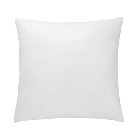100% Cotton Water & Stain Resistant Euro Bed Pillow