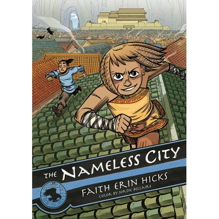 The Nameless City (Paperback)