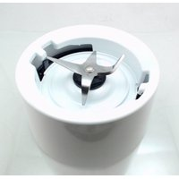 Blender Collar with Blades, White, for KitchenAid , AP4500694, W10279516