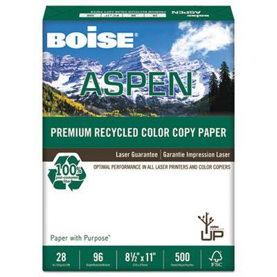 Boise ASPEN Premium Color Copy Paper
