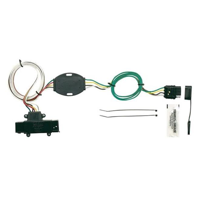 hoppy 42455 trailer wiring connector kit 1991 1996 jeep cherokee jeep cherokee bed liner hoppy 42455 trailer wiring connector kit 1991 1996 jeep cherokee