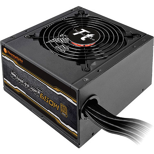 ThermalTake Smart Standard 650W Power Supply