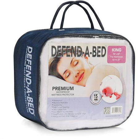 Modern Sleep Defend A Bed Premium Waterproof Mattress
