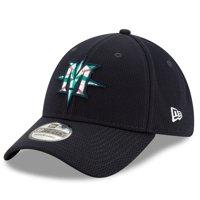 Seattle Mariners New Era 2020 Batting Practice 39THIRTY Flex Hat - Navy