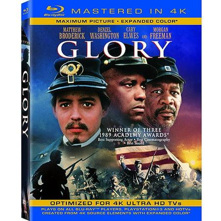 Glory  Blu Ray   Widescreen
