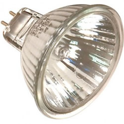 Replacement for USHIO JR12V-20W/FL36/S, SILVER replacement light bulb lamp