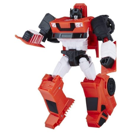 Transformers Generations - Cyber Battalion - Sideswipe - Transformers Animated Sideswipe
