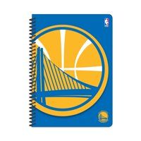 GOLDEN STATE WARRIORS CLASSIC 5X7 NOTEBOOK