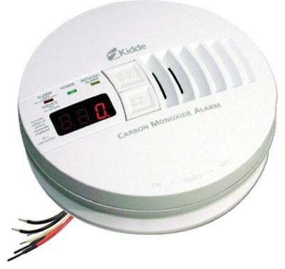 AC Wire In Carbon Monoxide Alarm That Protects You and Your Family From
